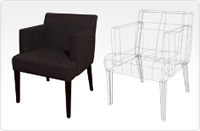 GOUVERNEUR chair_black_c