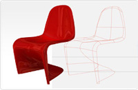 PANTONchair_red